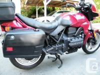 Make BMW BMW K75 1994 Has new clutch, crankshaft seal,