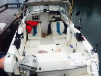 Selling my boat because we are downsizing the main