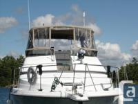 This is a great 2 person boat, loa is 40ft with a
