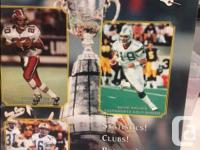 1994 CFL Canadian Football League Facts, Figures & for sale  Ontario