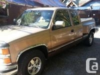 Make Chevrolet Model 1500 Year 1994 Colour Brown kms
