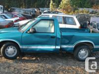 Malahat Auto Wrecking has just received a 1994