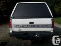 Make Chevrolet Model Silverado 1500HD Year 1994 Colour