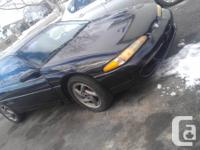 1994 Eagle Talon for sale.  ES trim, 420a engine