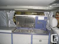 94 Eurovan Westfalia Camper Van. Original Owners.