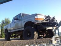 Kamloops, BC 1994 Ford F-150 Lifted This reliable