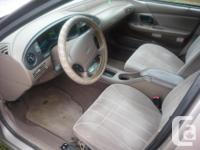 Make Ford Model Taurus X Colour Beige Trans Automatic