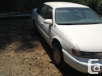Make Ford Model Taurus Year 1994 Colour white kms