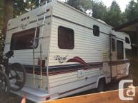 1994 Glendale Royal Classic 27' Motor Home 176XXX KMS