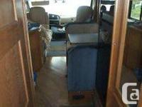1994 Travelaire Executive 31Ft Class-A Motorhome. AIR