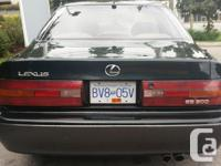 Make Lexus Year 1994 Colour Dark Green kms 210000