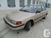 1994 MAZDA PROTEGELX four DOOR SEDAN AUTOMATICLOCAL BC