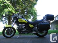 Make Moto Guzzi Model California Year 1994 kms 85000
