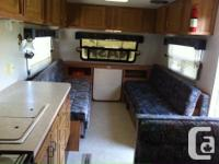 1994 Nash 22ft. - great family trailer! Furnace & A/C