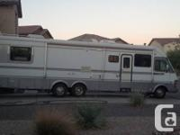 1994 Newmar Kountry Aire 37.5ft Class A Motorhome. Ford