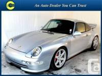 Stock ID: 119A. Year: 1994. Make: Porsche. Model: 911.