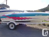 Specifications Year: 1994 Make: Sea Ray Model: Sea