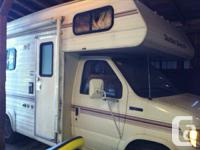 1994 Slumber Queen 21.5 ft long Ford E350 Chassis,