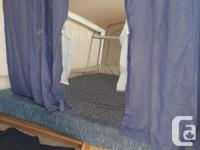 Pop up camper. 1994 starctaft 1021. Good condition.
