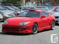 1994 Toyota Supra Turbo Sport Roof  Year:        1994