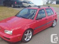 Make Volkswagen Model Golf Year 1994 Colour previously