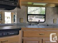 1994 35ft Winnebago Vectra diesel pusher motorhome.