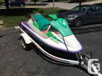 1994 Seadoo XP. This is the efficiency model with a