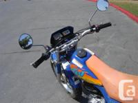 1994 Yamaha TW 200 Enduro Big Wheel Fun ride Over $1000