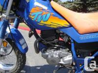 1994 Yamaha TW 200 Enduro Big Wheel 11,032 kms Fun