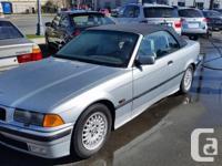 Make BMW Model 325Ci Year 1995 Colour silver Trans