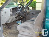 Make Chevrolet Model C/K 1500 Year 1995 Colour green