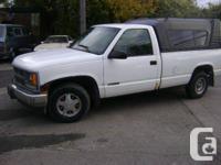 1995 Chevrolet 1500 Pickup Truck  - 2x4, Rear Wheel