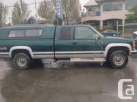 Make Chevrolet Model C/K 2500 Year 1995 Colour Green