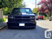 Make Chevrolet Model 1500 Year 1995 Colour Black Trans