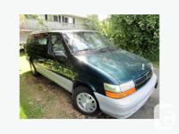 1995 Dodge Grand Caravan LE. LOW MILEAGE. This one