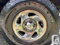 1995 Dodge Ram 1500 -New general grabber Tire's -After