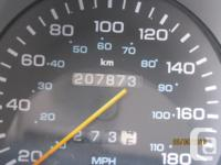 3500 Class B Dodge 207,873 km, 17 mpg 3rd owner