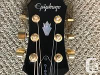 For almost 30 years, the Epiphone PR-5E has been on for sale  British Columbia