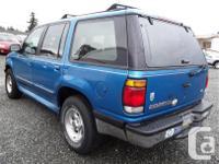 Make Ford Model Explorer Year 1995 Colour blue kms