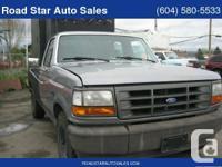 1995 Ford F-150 Reg Cab Dump Truck 2 Doors 227,000