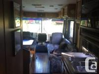 1995 Holiday Rambler motorhome, gas 32 ft very clean