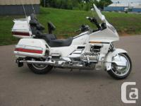 1995 Honda Goldwing A MUST SEE - SUPER CLEAN