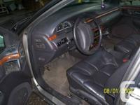 Spick-and-span automobile throughout.4 Door, STD Sedan,