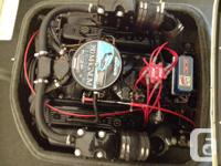 320hp carb, 632 hours, heater, shower, upgraded stereo,