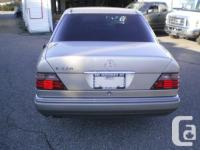 Make Mercedes-Benz Model E320 Year 1995 Colour Brown