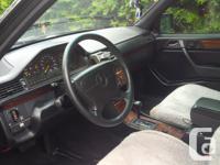 Make Mercedes-Benz Model 300D Year 1995 Colour Black
