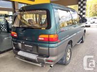 Make Mitsubishi Model Delica Year 1995 Colour Dark