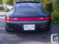 Make Porsche Year 1995 Colour metallic grey 1995