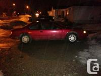 Make Ford Model Thunderbird Year 1995 Colour RED kms