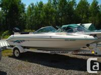 SEARAY 175 Fish & & Ski . Description:. This Fish & Ski